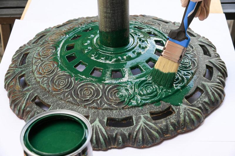 Czym zabezpieczyć metal przed rdzą – konserwacja żeliwa.