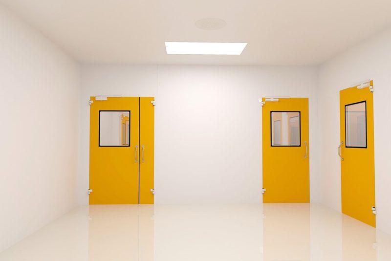 arby higieniczne, którymi pokrywa się ściany wybranych obiektów, mogą mieć różne właściwości: antybakteryjne, grzybobójcze, przeciwpleśniowe