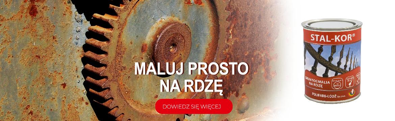 Polnischer Farbenhersteller